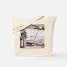 Avicenna, Persian philosopher Tote Bag