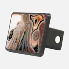 Agate slice Hitch Cover