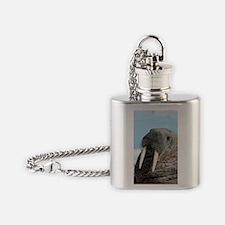 Atlantic walrus Flask Necklace