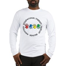 OT CIRCLE HANDS 2 Long Sleeve T-Shirt