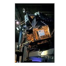 Apollo lunar landing modu Postcards (Package of 8)