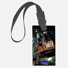 Apollo lunar landing module Luggage Tag