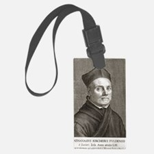 Athanasius Kircher, German schol Luggage Tag
