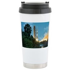 Apollo 16 rocket launch Travel Mug