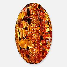 Amber jewellery Decal