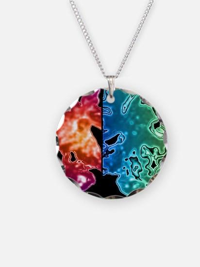 Alzheimer's brain Necklace