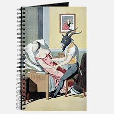 Animal magnetism, satirical artwork Journal