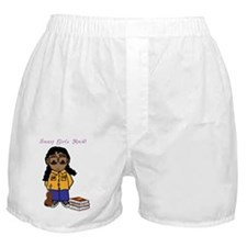 Smart Girls Rock Boxer Shorts