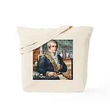 Alessandro Volta, Italian physicist Tote Bag