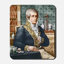 Alessandro Volta, Italian physicist Mousepad