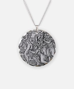 Adoration of the Devil, 17th Necklace