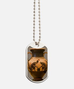 Achilles and Ajax Dog Tags