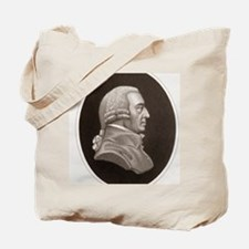 Adam Smith, philosopher and economist Tote Bag