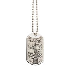 1874 Haeckel first full 'tree of life' Dog Tags