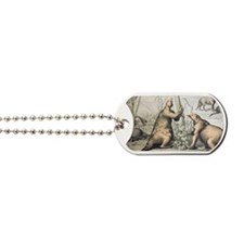 1862 Giant Ground Sloth Megatherium Dog Tags