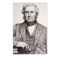 1849 John Stevens Henslow Postcards (Package of 8)