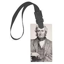 1849 John Stevens Henslow, Darwi Luggage Tag