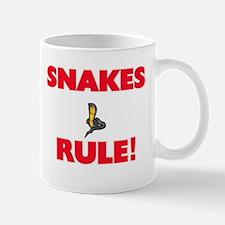 Snakes Rule! Mugs