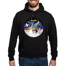R-XSunrise-AussieTerrier2 Hoodie