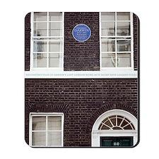 1839 Darwin's London Home reconstruction Mousepad