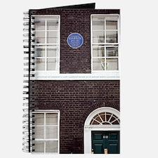 1839 Darwin's London Home reconstruction Journal
