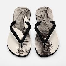 1849 John Gould artist Flip Flops