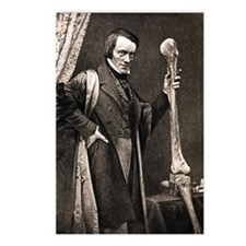 1846 Richard Owen and Moa Postcards (Package of 8)