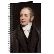 1833 Reverend William Buckland portrait Journal