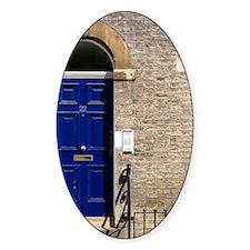 1836 Charles Darwin Home Cambridge Decal