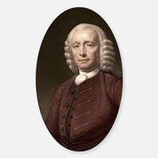 1767 John Harrison Sticker (Oval)
