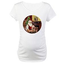 R-Santa-AussieTerrier1 Shirt