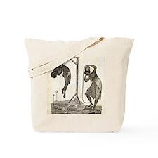 1810 Punishment of Slaves engraving Tote Bag