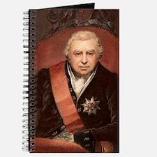 1809 Sir Joseph Banks Portrait botanist Journal