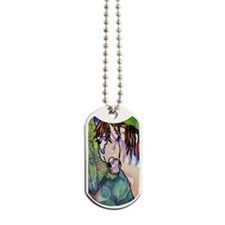Painted Horse Dog Tags
