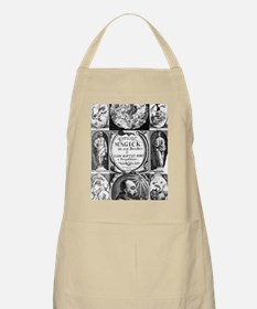 17th Century science publication Apron