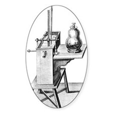 17th Century science experiment, ar Decal