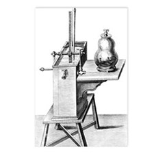17th Century science expe Postcards (Package of 8)