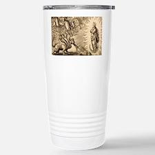 1682 Bible Hydra - Beast of Apo Travel Mug