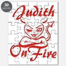 Judith On Fire Puzzle