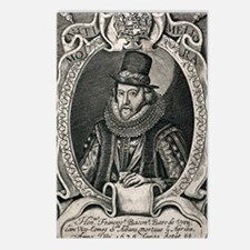 1626 Francis Bacon Portra Postcards (Package of 8)