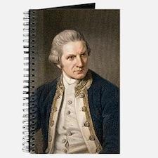 1775 Captain James Cook explorer Journal