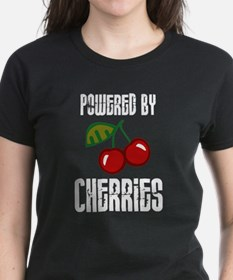 Powered By Cherries Tee