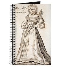 1662 Schott Hairy faced girl genetic Journal