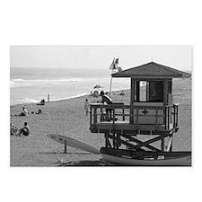 Cute Surfboard Postcards (Package of 8)