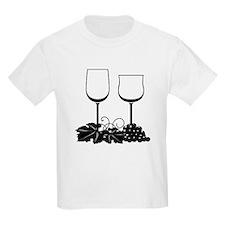 Wine Glasses T-Shirt