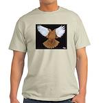 Domestic Flight Pigeon Light T-Shirt