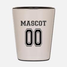 MASCOT 00 team jersey Shot Glass