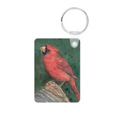 Red Cardinal Keychains