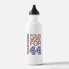 Obama 44 Water Bottle