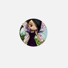 Lil Fairy Princess Mini Button